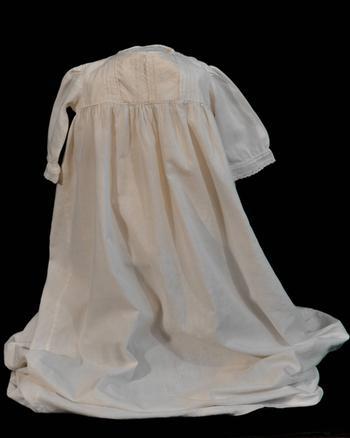Baby Dress, Ruth Pratt Linford
