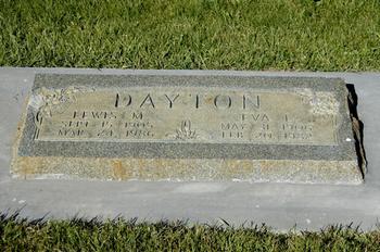 Dayton, Lewis M (Eva L)